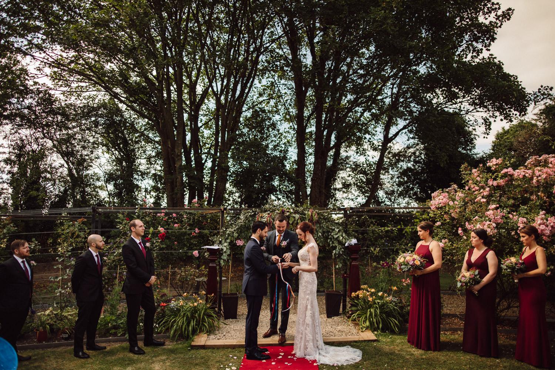 Magical Garden Marquee Wedding 112