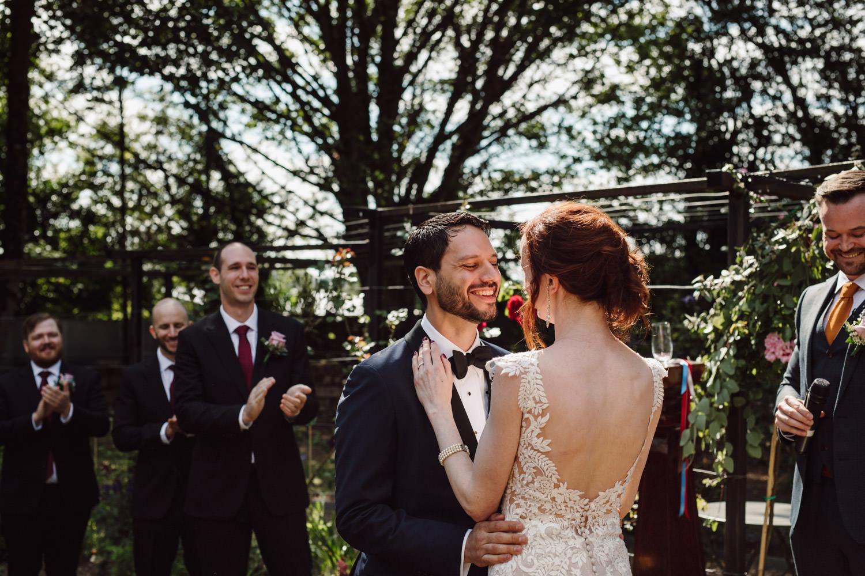 Magical Garden Marquee Wedding 123
