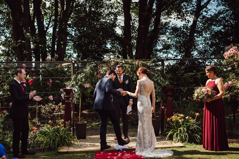 Magical Garden Marquee Wedding 125