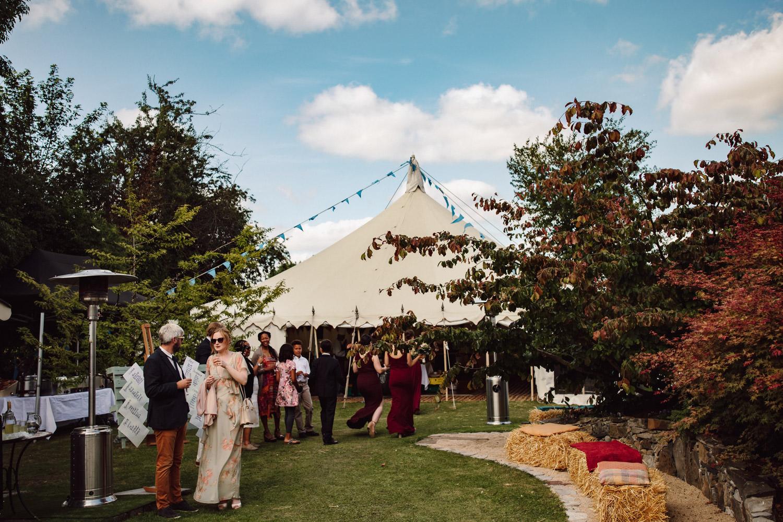 Magical Garden Marquee Wedding 135