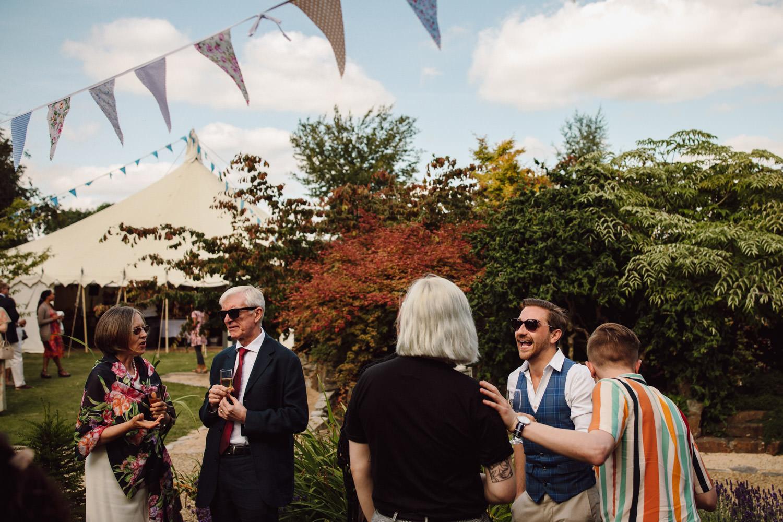 Magical Garden Marquee Wedding 139