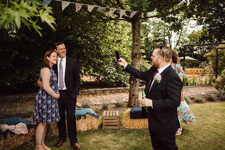 Magical Garden Marquee Wedding 140