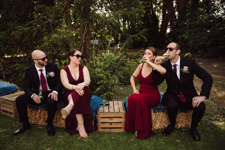 Magical Garden Marquee Wedding 148
