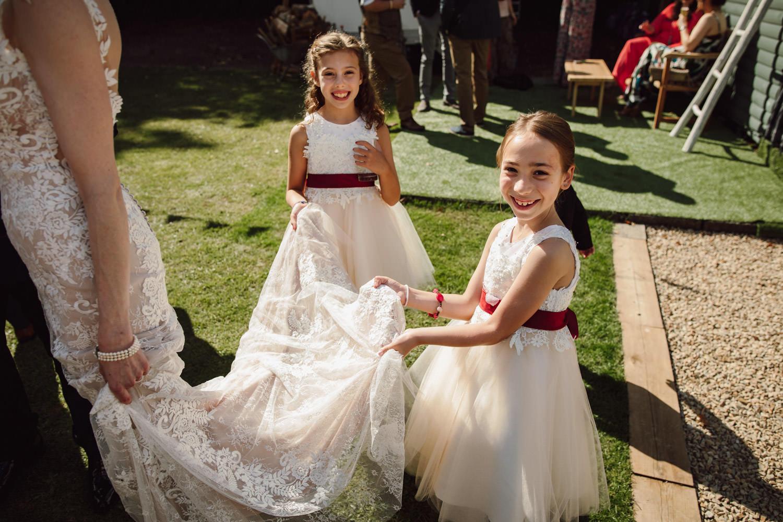 Magical Garden Marquee Wedding 150
