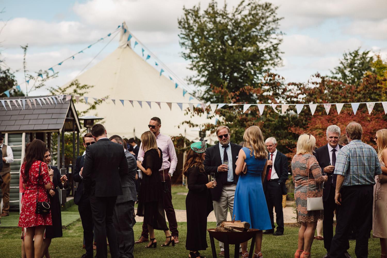 Magical Garden Marquee Wedding 163