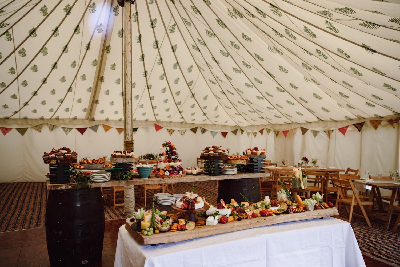 Magical Garden Marquee Wedding 168