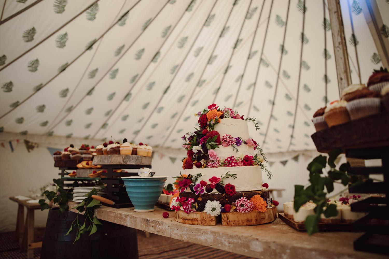 Magical Garden Marquee Wedding 171