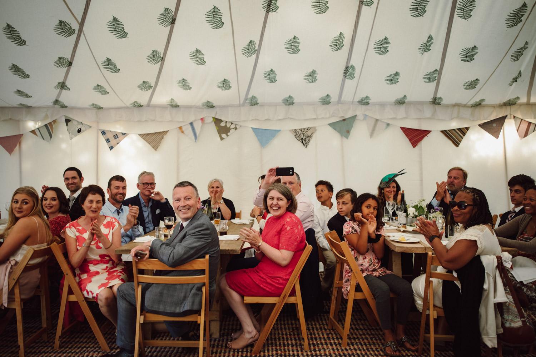 Magical Garden Marquee Wedding 199