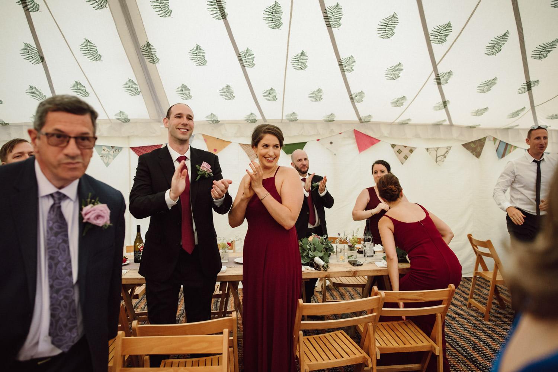Magical Garden Marquee Wedding 203