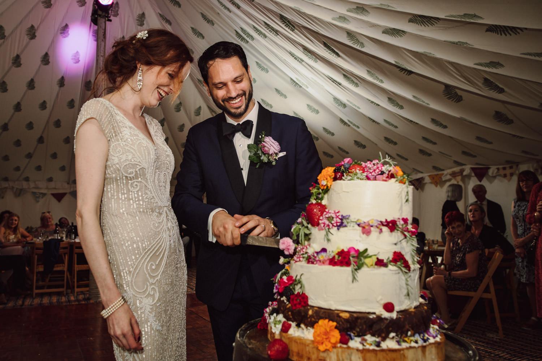 Magical Garden Marquee Wedding 250