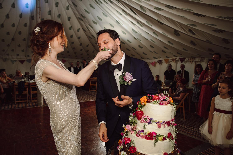 Magical Garden Marquee Wedding 251