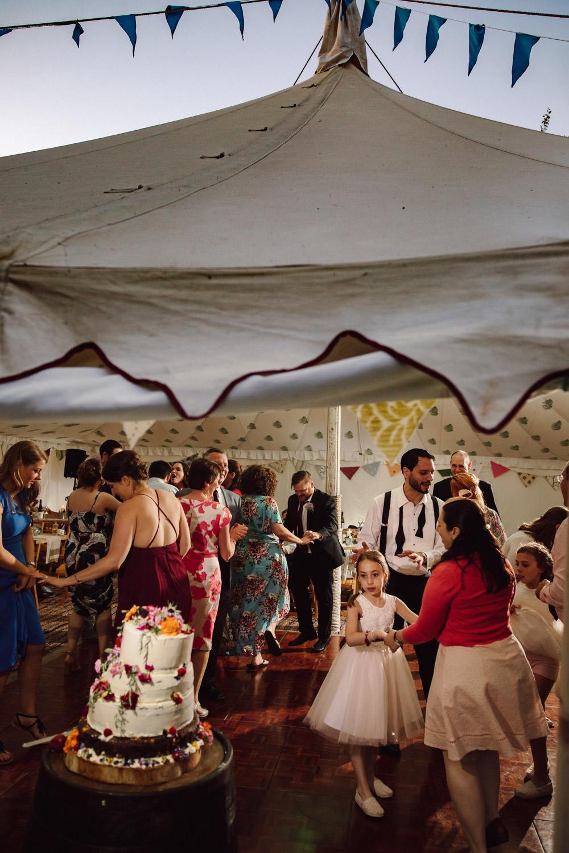 Magical Garden Marquee Wedding 265