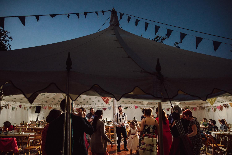 Magical Garden Marquee Wedding 266