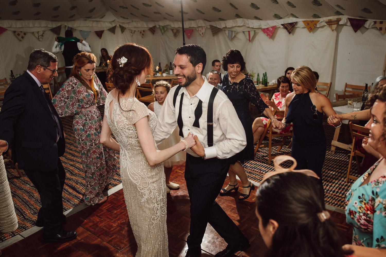 Magical Garden Marquee Wedding 268