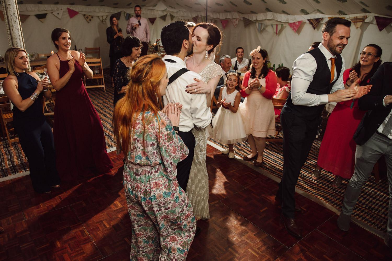 Magical Garden Marquee Wedding 273