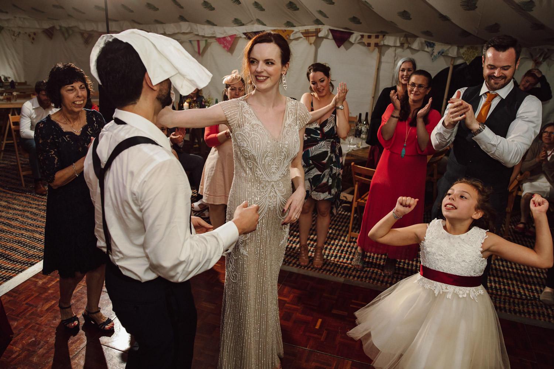 Magical Garden Marquee Wedding 274