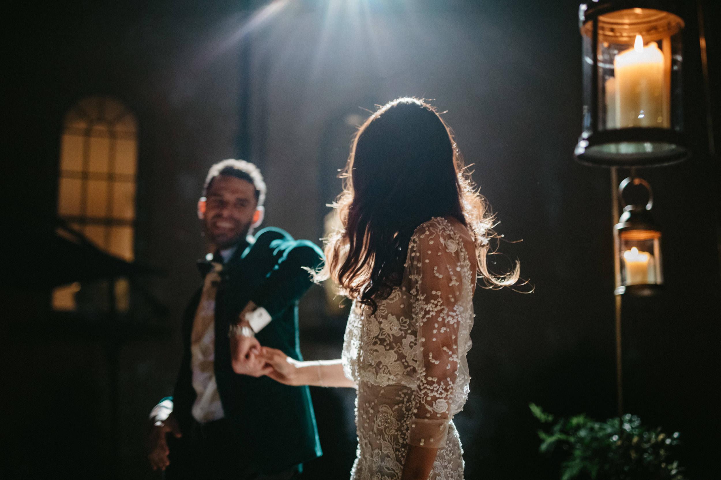 Beautiful & Stylish Gloster House Wedding 1