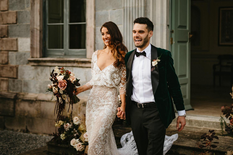 Beautiful & Stylish Gloster House Wedding 4