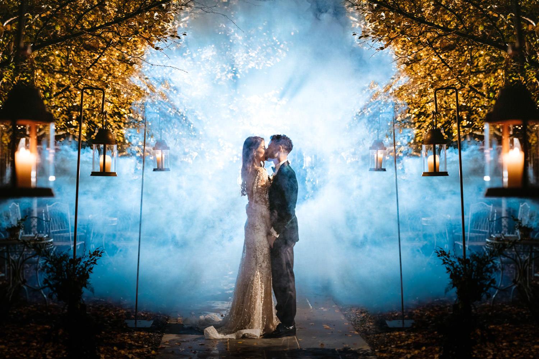 Beautiful & Stylish Gloster House Wedding 2