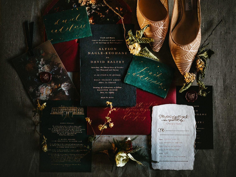 Beautiful & Stylish Gloster House Wedding 8