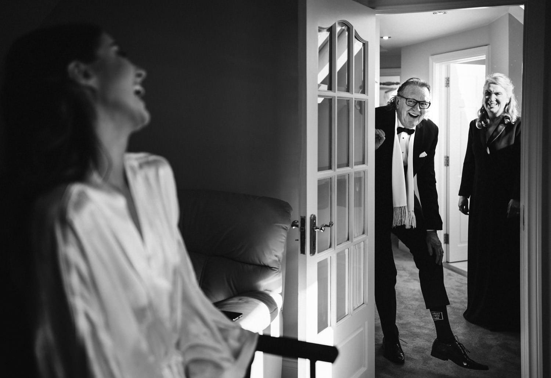 Beautiful & Stylish Gloster House Wedding 13