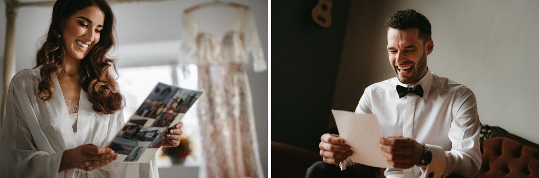 Beautiful & Stylish Gloster House Wedding 15