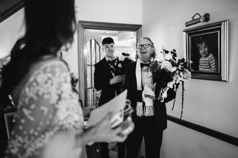 Beautiful & Stylish Gloster House Wedding 18