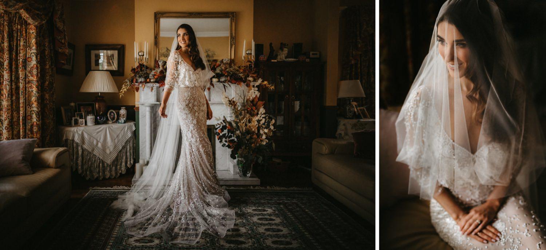 Beautiful & Stylish Gloster House Wedding 19