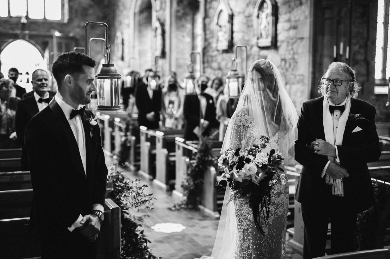 Beautiful & Stylish Gloster House Wedding 34