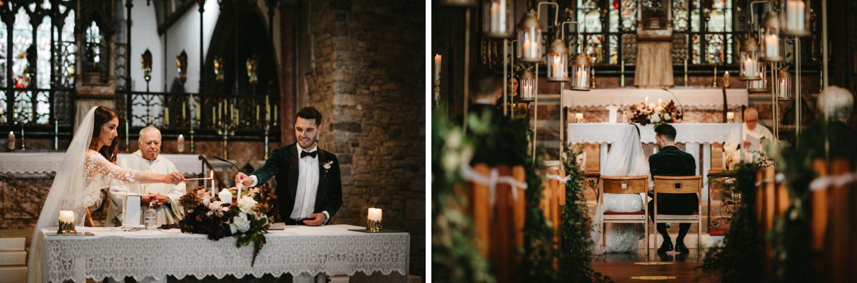 Beautiful & Stylish Gloster House Wedding 36