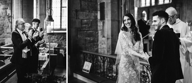 Beautiful & Stylish Gloster House Wedding 41