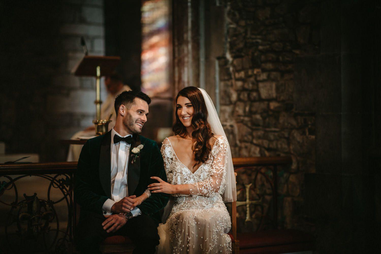 Beautiful & Stylish Gloster House Wedding 43