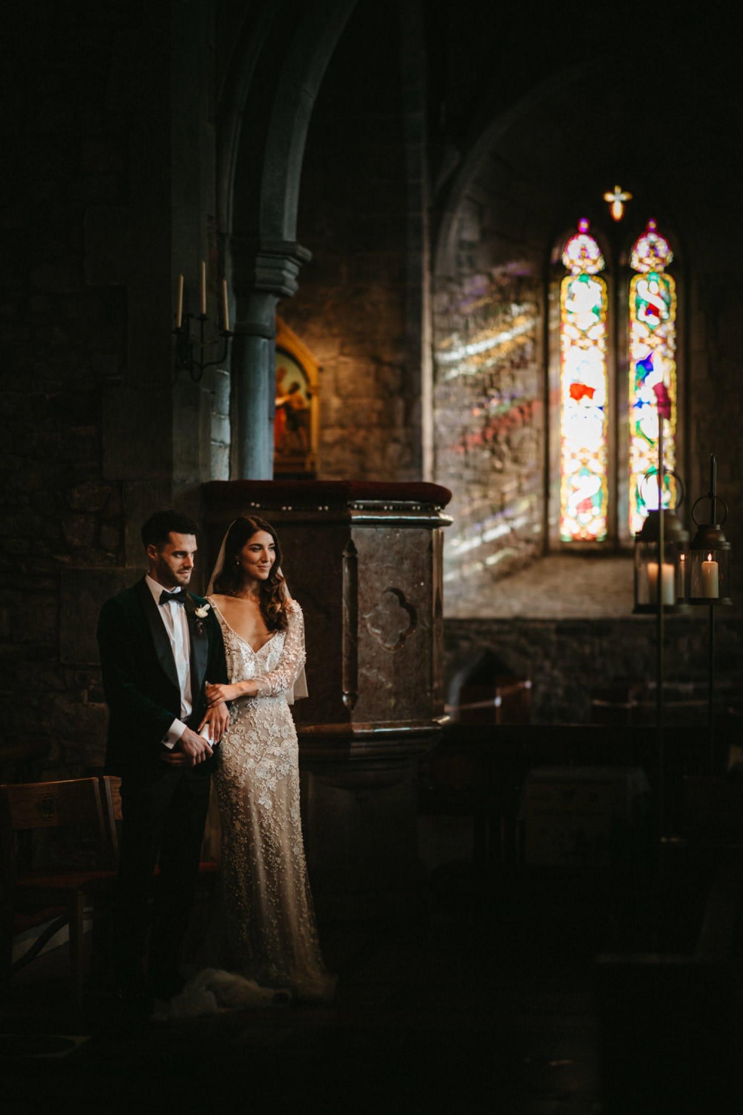 Beautiful & Stylish Gloster House Wedding 44