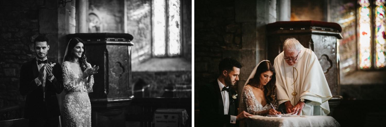 Beautiful & Stylish Gloster House Wedding 45