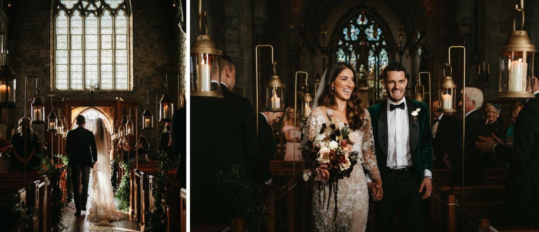 Beautiful & Stylish Gloster House Wedding 46