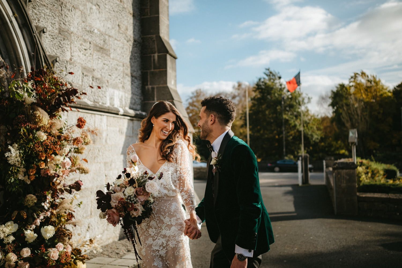 Beautiful & Stylish Gloster House Wedding 47