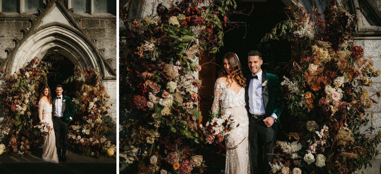Beautiful & Stylish Gloster House Wedding 48