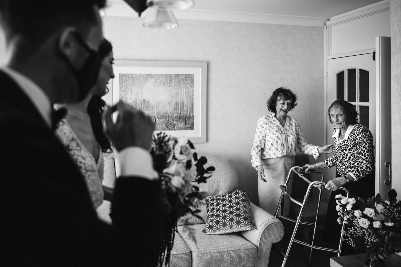 Beautiful & Stylish Gloster House Wedding 51