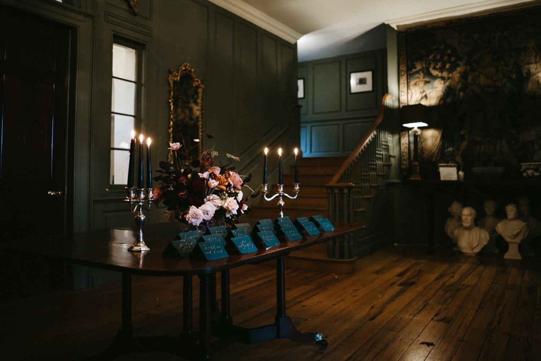 Beautiful & Stylish Gloster House Wedding 57