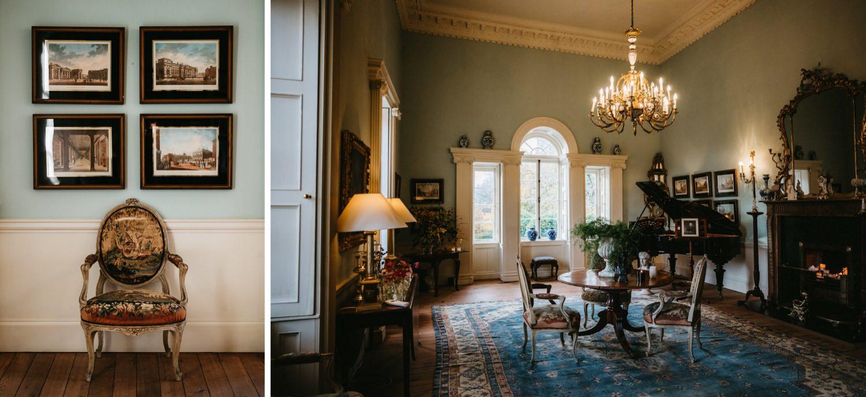 Beautiful & Stylish Gloster House Wedding 59