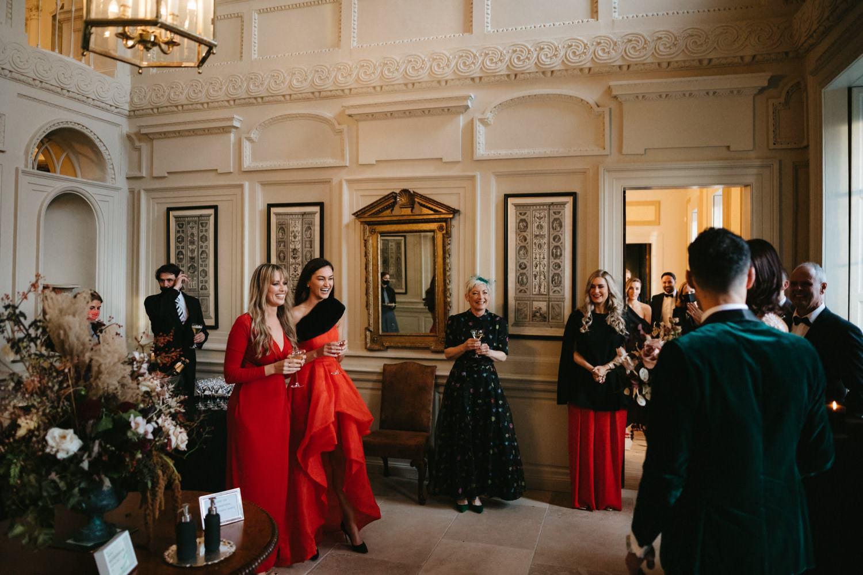 Beautiful & Stylish Gloster House Wedding 61