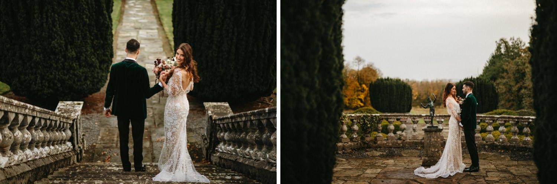 Beautiful & Stylish Gloster House Wedding 67