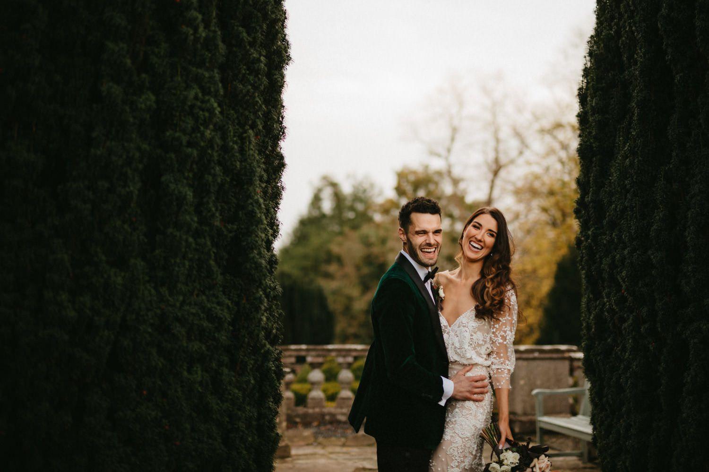 Beautiful & Stylish Gloster House Wedding 68