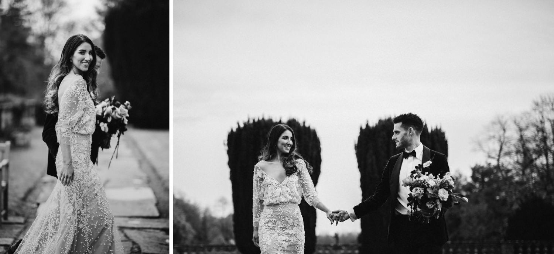 Beautiful & Stylish Gloster House Wedding 70