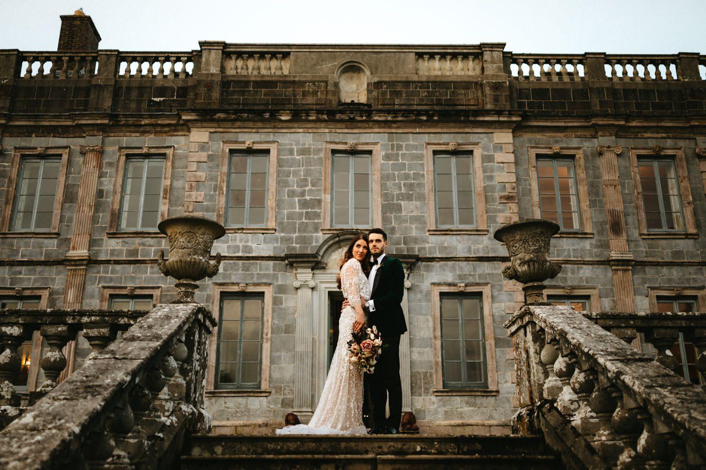 Beautiful & Stylish Gloster House Wedding 71