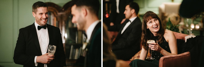 Beautiful & Stylish Gloster House Wedding 78