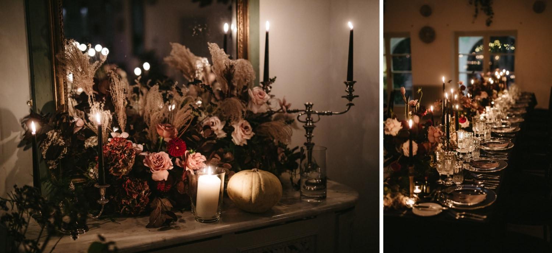 Beautiful & Stylish Gloster House Wedding 82