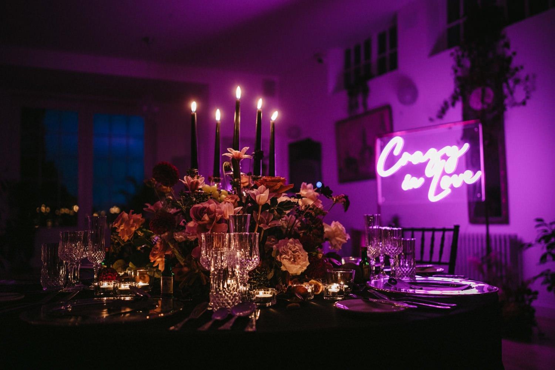 Beautiful & Stylish Gloster House Wedding 83