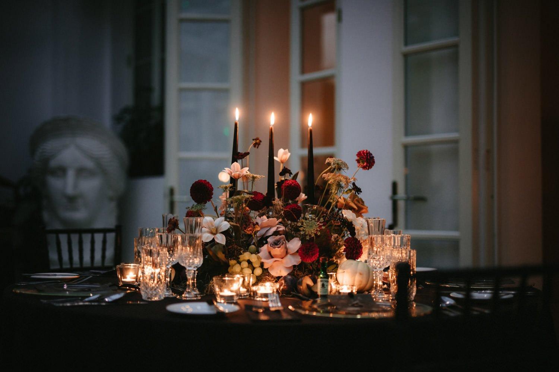 Beautiful & Stylish Gloster House Wedding 84