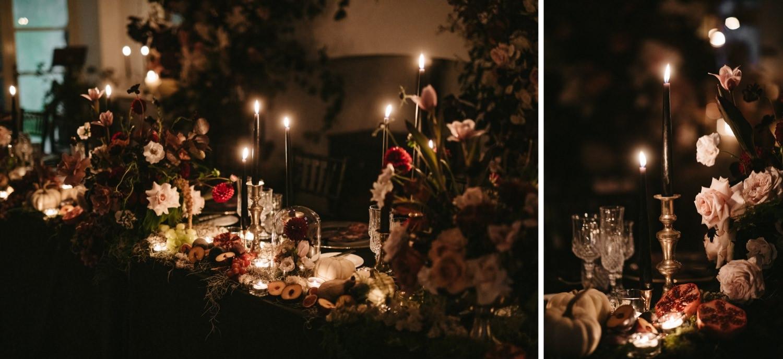 Beautiful & Stylish Gloster House Wedding 87